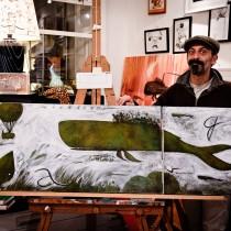 Gregorio Giannotta leviatano verde2